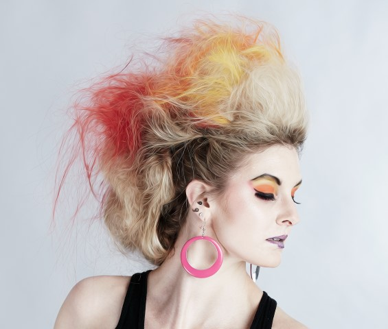 Hair Concept Photography
