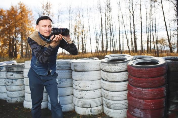 Darren Bolz Commercial Portrait
