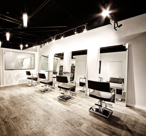 Interior vsm photo for Hair salon interior designs pictures