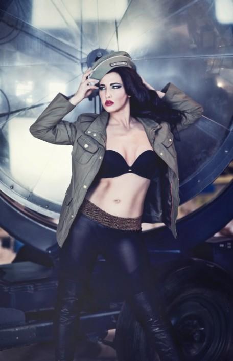 Nica Stone Fashion Editorial