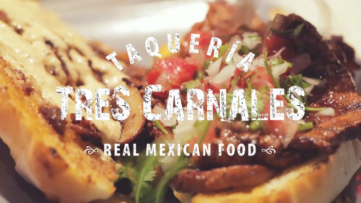 Tres Canales commercial for social media