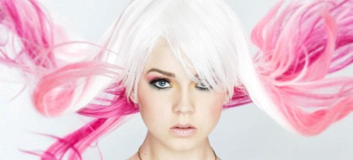 Editorial Hair Fashion