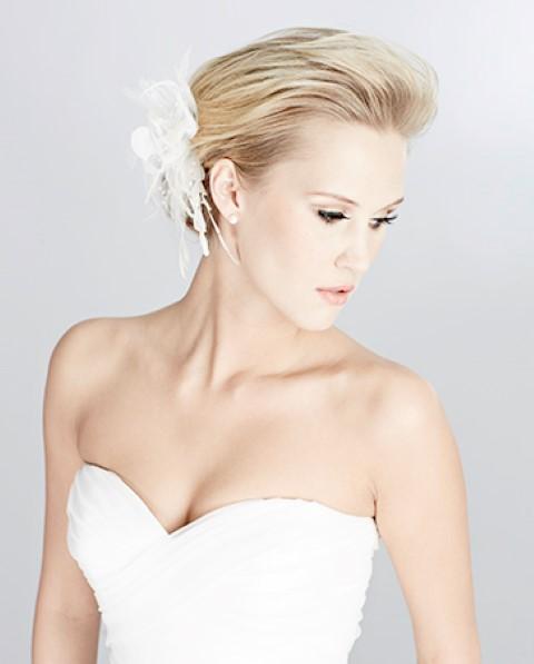 EvelineCharles Bridal Hair Fashion Photography