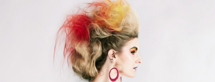 Hair Fashion Photography Edmonton