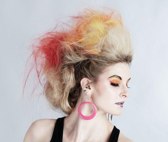 Hair Concept Photography