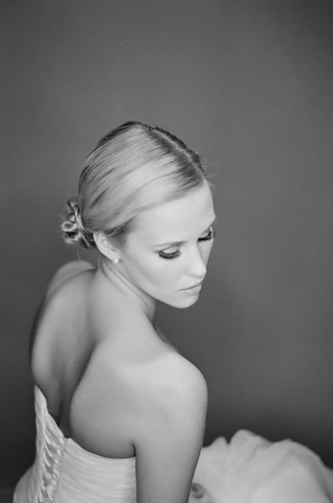 Bridal Hair Fashion Photography