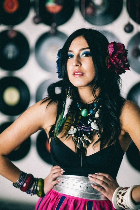 Temna Fialka a shoot for the Princess – Avant Garde Fashion